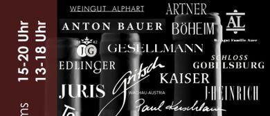 35 Winzer & 300 Weine - Hausmesse 2019 AmannSummerRieder