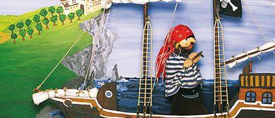 Friedburger Puppenbühne: Kasperl und das Seeräuberschiff
