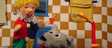 Friedburger Puppenbühne Kasperl und die Plitsche-Platscherei