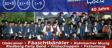 40 Jahre pure Leidenschaft- Musighock MV Rohrbach