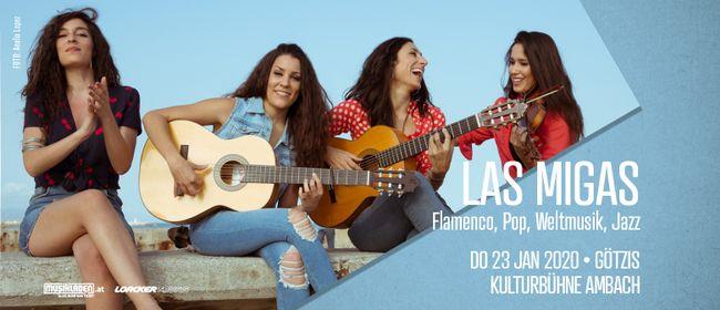 Las Migas // »Flamenco, Pop, Weltmusik, Jazz« // Götzis