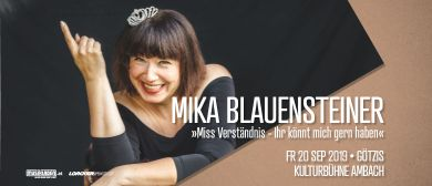 Mika Blauensteiner // »Miss Verständnis« // Götzis