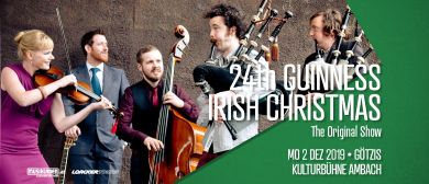 24th Irish Christmas // Götzis