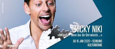 Tricky Niki: NIKIpedia // Schruns