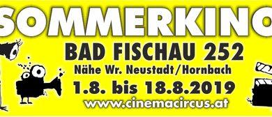 Sommerkino Bad Fischau