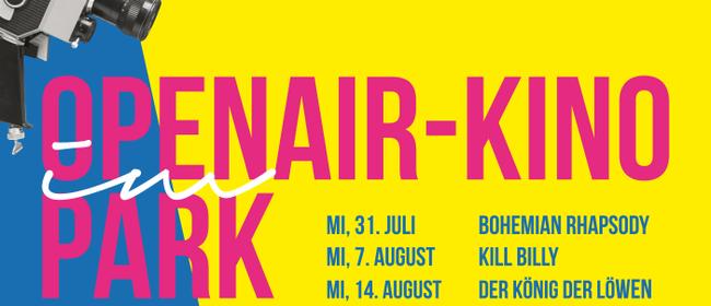 Openair-Kino im Park 2019 | König der Löwen