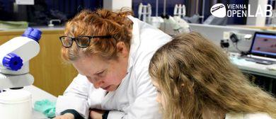 Familienpraktikum im Vienna Open Lab