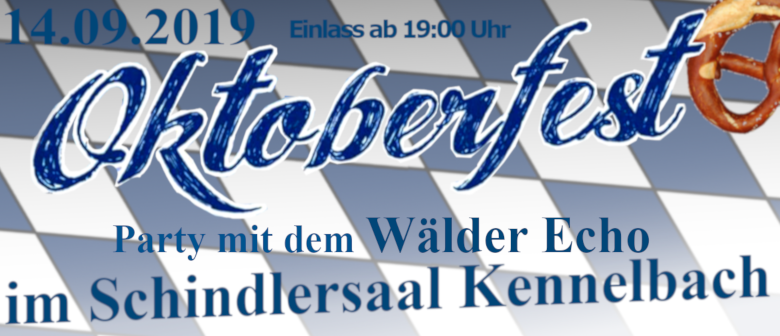 Traditionelles Oktoberfest