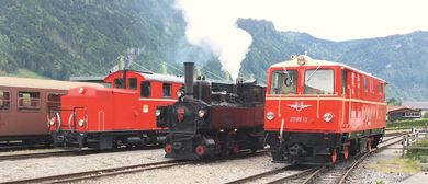 Jubiläum Wälderbähnle Dampf&Diesel / Handwerksausstellung