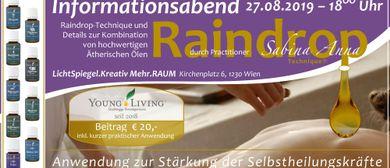 LichtSpiegel.Kreativ: Die Raindrop-Technik – Infoabend