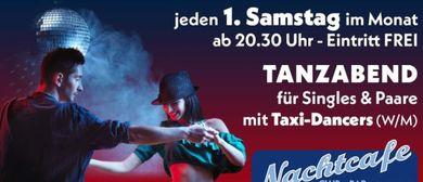 Tanzabend für Singles und Paare mit Taxi-Dancers
