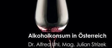 WIP7-Vortrag: Alkoholkonsum in Österreich