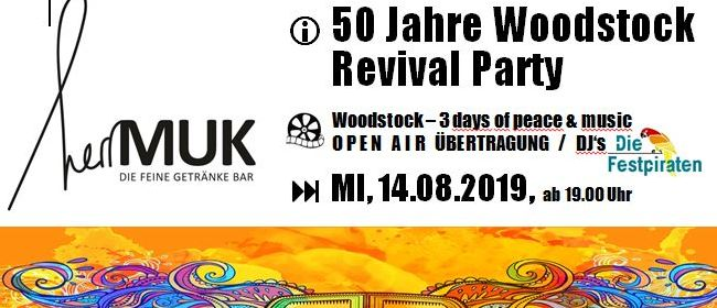 Woodstock - Revival Party