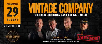 Vintage Company live in der Werkstatt Rankweil