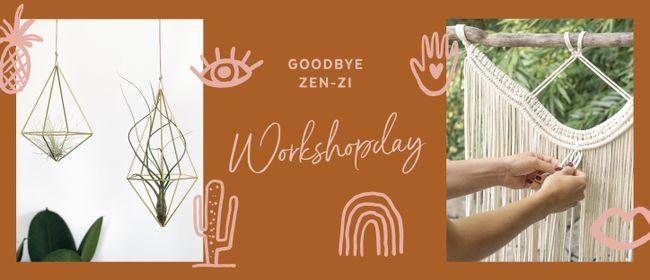 Makramee & Himmeli Workshop mit ZEN-Zi