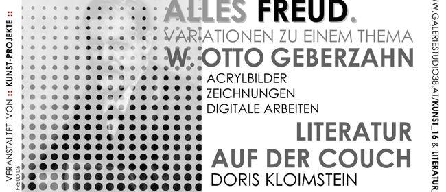 Sigmund Freud – Ausstellung und Lesung zum 80. Todestag!