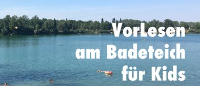 VorLesen am Badeteich
