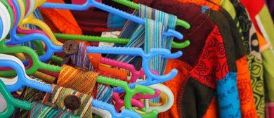 Kleidertauschparty für Kinderkleidung