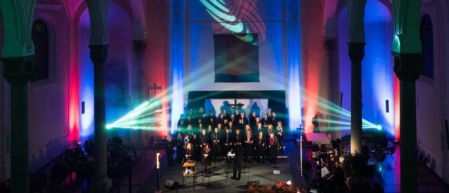 Christmas Gospel mit der gospel-family by g.a.mathis