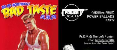 Bad Taste Party ϟ POWER DISCO