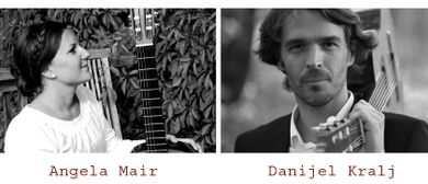 Gitarren-Konzert von Angela Mair & Danijel Kralj
