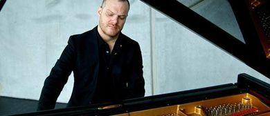 Lars Vogt, Ivor Bolton und Sinfonieorchester Basel