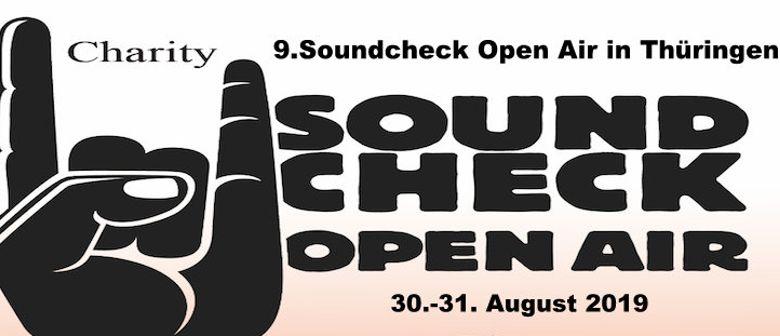 9. Soundcheck Open Air