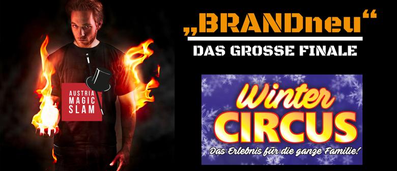 """Magic Slam Austria """"BRANDneu"""" - DAS GROßE FINALE"""