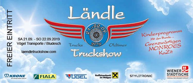 Ländle Truckshow 2019