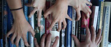 Größter Bücherflohmarkt im Bregenzerwald in Krumbach