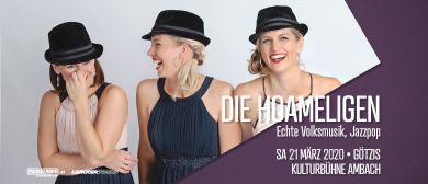 Die Hoameligen // Echte Volksmusik, Jazzpop // Götzis