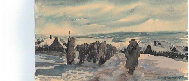 Hans Trippolt 1919–2012. Krieg und Gefangenschaft