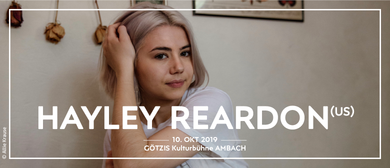 Hayley Reardon // »musikladen onstage« // Götzis