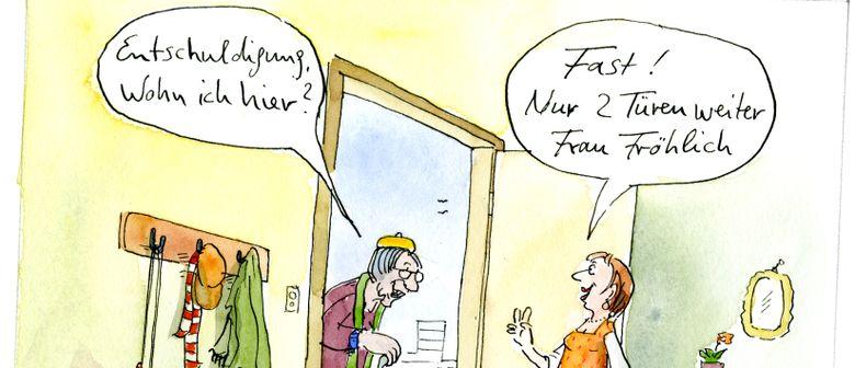 Humor partnersuche