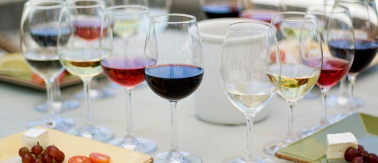 Weinverkostung im Gergely´s