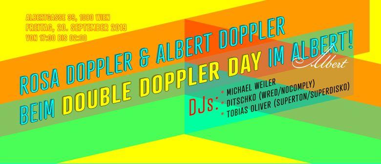 Double Doppler Day im ALBERT
