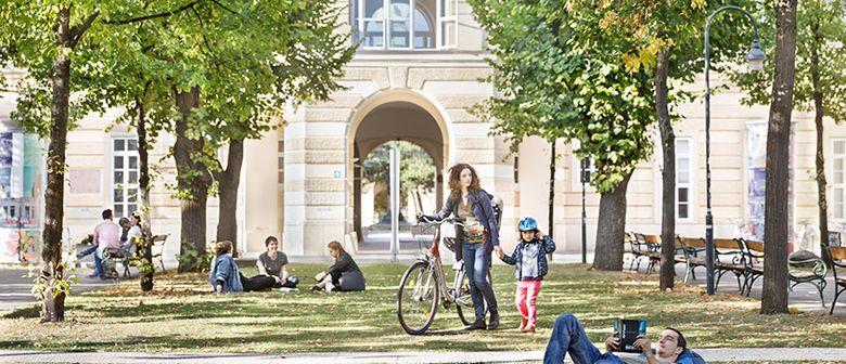 Diversity Führungen am Campus