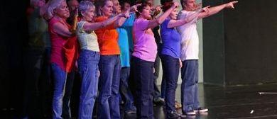 Tanzt, tanzt, tanzt – vor allem aus der Reihe (12+)
