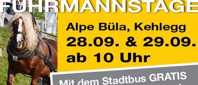16. Kehlegger Furmannstage