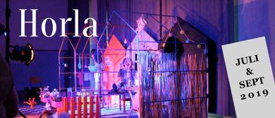 Theater zum Mitnehmen 2019 | Horla x Brick5 15.9.2019