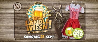 Frastanzer Bockbierfest Afterparty