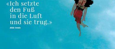 «Ich setzte den Fuß in die Luft und sie trug» |Pfortekonzert