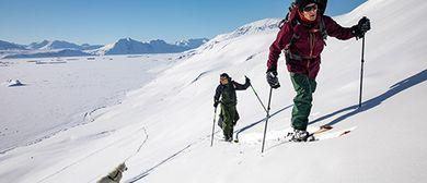 Matthias Haunholder und Matthias Mayr: 83° SKI THE NORTH