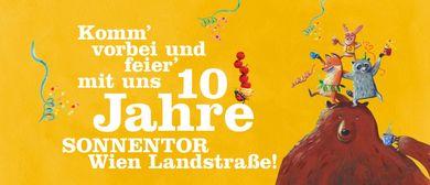 10 Jahre SONNENTOR Wien Landstraße