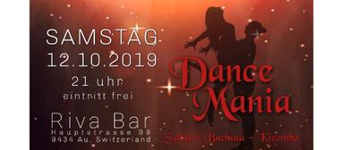 Dance Mania @ Riva Bar