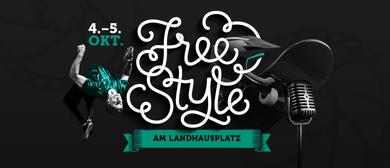 Freestyle am Landhausplatz 2019