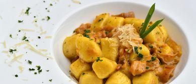 3 bis 4 Gänge Dinner Menü im Bolena