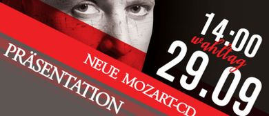 Präsentation: Mozart-CD Rarität