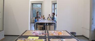 Kinder Kunst Klub: Albert Oehlen