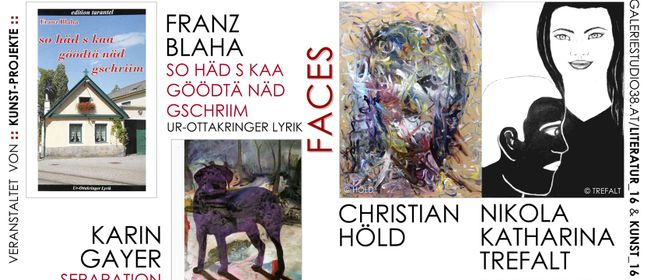 Facettenreiche Bildsprache, Ur-Ottakringer Lyrik und vielsch